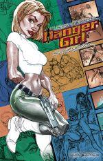 Danger girl : Sketchbook (0), comics chez Graph Zeppelin de Campbell