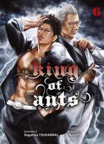 King of ants T6, manga chez Komikku éditions de Tsukawaki, Itô