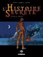 L'histoire secrète T35 : Roswell (0), bd chez Delcourt de Pécau, Kordey, Anubis