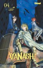 Ayanashi T4, manga chez Glénat de Kajimoto