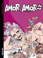Amor, Amor !!, bd chez Fluide Glacial de Giménez