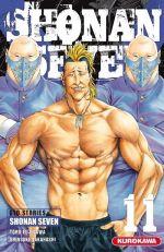 Shonan Seven - GTO Stories T11, manga chez Kurokawa de Fujisawa, Takahashi
