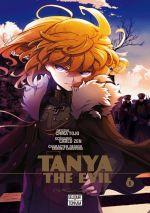 Tanya the evil T6, manga chez Delcourt Tonkam de Carlo, Tôjô