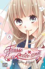 Fausse petite amie T8, manga chez Delcourt Tonkam de Hayashi