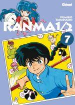 Ranma ½ T7, manga chez Glénat de Takahashi
