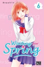 Waiting for spring T6, manga chez Pika de Anashin