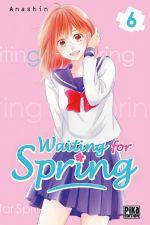 Waiting for spring T6, manga chez Pika de Anashin