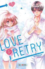 Love & retry  T1, manga chez Soleil de Hanaya