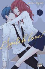 Switch love T1, manga chez Delcourt Tonkam de Ogura