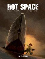 Hot space T1 : Crash program (0), bd chez Kamiti de Pixx, Daviet