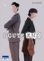 Route end T4, manga chez Ki-oon de Nakagawa