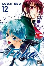 Fûka T12, manga chez Pika de Seo