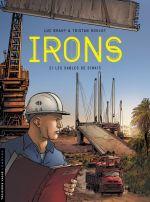 Irons T2 : Les Sables de Sinkis (0), bd chez Le Lombard de Roulot, Brahy, Facio Garcia