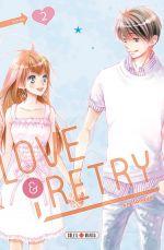 Love & retry  T2, manga chez Soleil de Hanaya