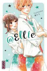 @Ellie T3, manga chez Kana de Fuji