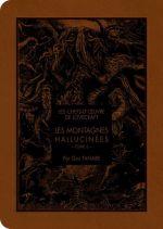 Les montagnes hallucinées T2, manga chez Ki-oon de Tanabe, Lovecraft