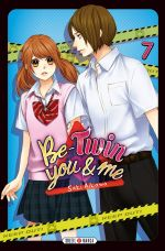 Be-twin you & me T7, manga chez Soleil de Aikawa