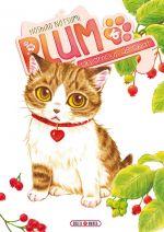 Plum, un amour de chat  T16, manga chez Soleil de Hoshino