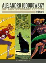 Alejandro Jodorowsky 90e anniversaire T1 : Les yeux du chat ; L'Incal ; Au coeur de l'inviolable méta-bunker (0), bd chez Les Humanoïdes Associés de Jodorowsky, Moebius