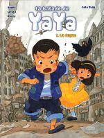 La balade de Yaya T1 : La fugue (0), bd chez Les Editions Fei de Omont, Zhao