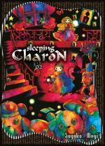 Sleeping Charon T2, manga chez Komikku éditions de Mogi
