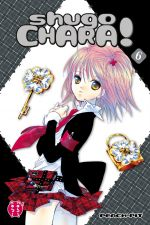 Shugo chara – Edition double, T6, manga chez Nobi Nobi! de Peach-Pit
