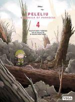 Peleliu - Guernica of paradise T4, manga chez Vega de Takeda