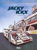 Jacky Ickx T2 : Monsieur le Mans (0), bd chez Glénat de Dugomier, Krings, Lauprêtre