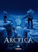 Arctica T10 : Le complot (0), bd chez Delcourt de Pecqueur, Kovačević, Schelle