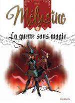 Mélusine T27 : La guerre sans magie (0), bd chez Dupuis de Clarke, Cerise