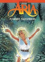 Aria T39 : Flammes salvatrices (0), bd chez Dupuis de Weyland, Weyland