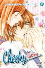 Cheeky love T10, manga chez Delcourt Tonkam de Mitsubachi