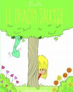 Linette T2 : Le dragon saucisse (0), bd chez Editions de la Gouttière de Romat, Peyraud