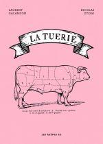 La Tuerie, bd chez Les arènes de Galandon, Otéro, 1ver2anes