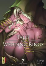 Tales of wedding rings T7, manga chez Kana de Maybe