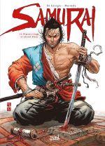 Samurai – cycle 4, T13 : Piment rouge et alcool blanc (0), bd chez Soleil de Di Giorgio, Mormile, Pieri