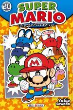 Super Mario T20, manga chez Soleil de Sawada