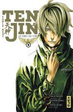 Tenjin T9, manga chez Kana de Komori, Sugie