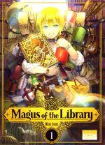 Magus of the library T1, manga chez Ki-oon de Izumi