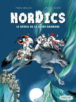 Nordics T2 : Le Réveil de la Reine-Shamane (0), bd chez Sarbacane de Grolleau, Gilbert