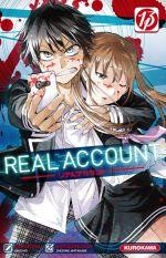 Real account T13, manga chez Kurokawa de Okushou, Shizumukun