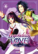Legendary love T4, manga chez Soleil de Sakano