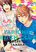 Yarichin bitch club T2, manga chez Taïfu comics de Ogeretsu