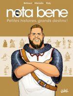 Nota Bene T1 : Petites histoires, grands destins ! (0), bd chez Soleil de Mariolle, Brillaud, Paty, Odone