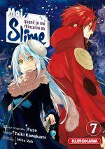 Moi, quand je me réincarne en slime T7, manga chez Kurokawa de Kawakami, Fuse