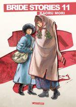 Bride stories - deluxe T11, manga chez Ki-oon de Mori