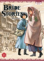 Bride stories T11, manga chez Ki-oon de Mori