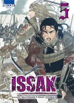 Issak T5, manga chez Ki-oon de Makari, Double-s
