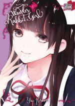 Wonder rabbit girl T5, manga chez Delcourt Tonkam de Hirose
