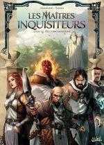 Les Maîtres inquisiteurs – Saison 2, T12 : De l'obscurantisme (0), bd chez Soleil de Cordurié, Cuneo, Digikore studio